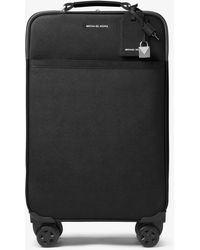 Michael Kors Jet Set Travel Large Saffiano Leather Suitcase - Black