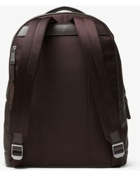 Michael Kors   Odin Leather Backpack   Lyst