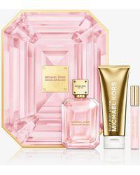 Michael Kors Sparkling Blush Gift Set - Pink