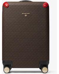 Michael Kors Logo Suitcase - Red