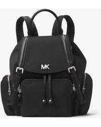 Michael Kors - Beacon Medium Nylon Backpack - Lyst