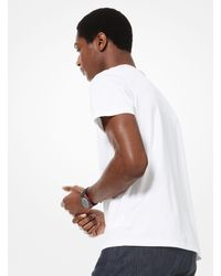 Michael Kors Sleek T Shirt - Multicolour