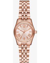 Michael Kors Lexington Bracelet Watch - Pink