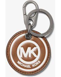 Michael Kors Porte-clés à logo en relief - Multicolore