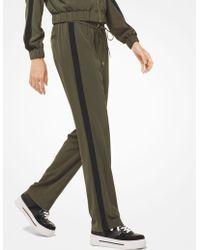 Michael Kors Track Trousers - Green