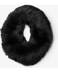 Michael Kors - Dyed Fox Fur Cowl - Lyst