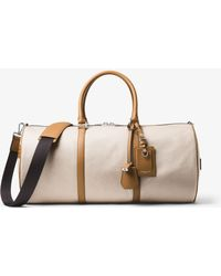 Michael Kors - Billy Canvas Duffel - Lyst