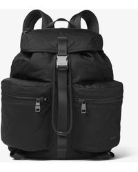 Michael Kors - Kent Quilted Gabardine Backpack - Lyst