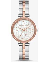 Michael Kors Smartwatch Gen 5 lexington Tonalita Argento - Metallizzato