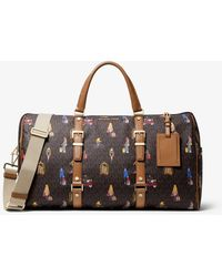 MICHAEL Michael Kors Bedford Travel Extra-large Jet Set Girls Weekender Bag - Brown