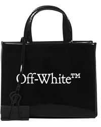 Off-White c/o Virgil Abloh Borsa a mano Baby Box - Nero