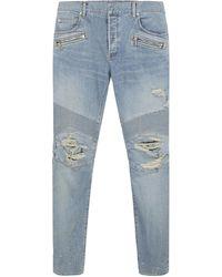 Balmain Jeans - Blu