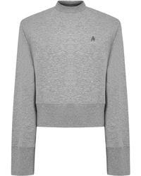 The Attico Jumpers Grey