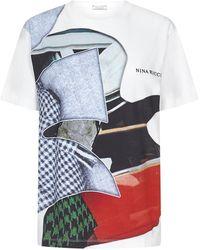 Nina Ricci T-shirt - White