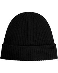 Brioni Hats Black