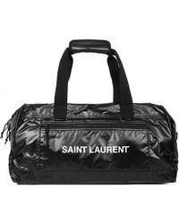 Saint Laurent Borsa a mano Nuxx - Nero