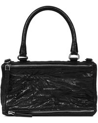 Givenchy Pandora Medium Shoulder Bag - Black