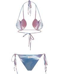 VOI SOLA X Michele Franzese Los Angeles Bikini - Pink