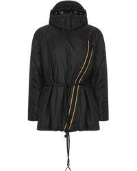 K-Way Aracne Down Jacket - Black