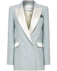 Hebe Studio The Bianca Suit Suit - Blue