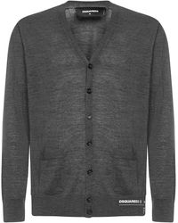 DSquared² Cardigan - Grey