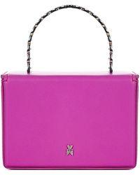 AMINA MUADDI Super Amini Pernille Handbag - Pink