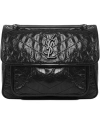 Saint Laurent - Niki Medium Shoulder Bag - Lyst
