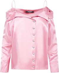 Balmain Blouse - Pink