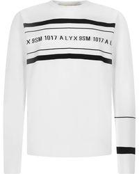 1017 ALYX 9SM Alyx Jumpers - White