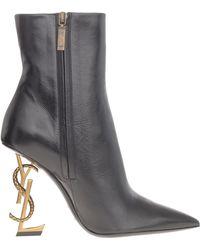 Saint Laurent Boots - Black