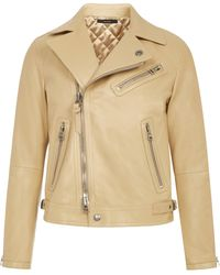 Tom Ford Jacket - Natural