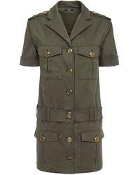 Balmain Dress - Green