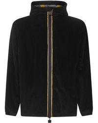 K-Way Hamis Jacket - Black