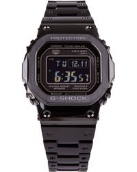 G-Shock Orologio nero *ICON Full Metal con bluetooth e resistente agli urti e acqua