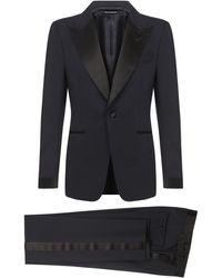 Tom Ford Shelton Suit - Blue