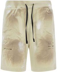 1017 ALYX 9SM Alyx Shorts - Natural