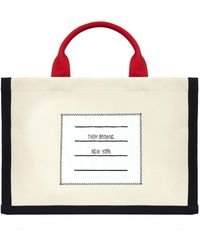 Thom Browne Hand Bag - Multicolour