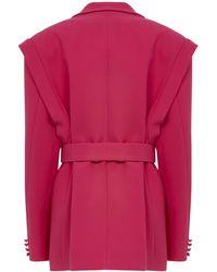 Hebe Studio Suit - Pink