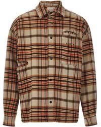 Buscemi Shirt - Brown