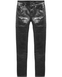 Saint Laurent Jeans - Nero