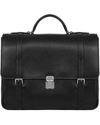 Church's Shoulder Strap Bag Buckingham - Black