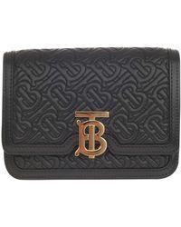 Burberry Bag - Black