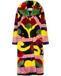 Kirin Coat - Multicolour