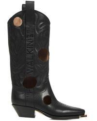 Off-White c/o Virgil Abloh Meteor Shower Boots - Black