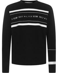 1017 ALYX 9SM Alyx Jumpers Black
