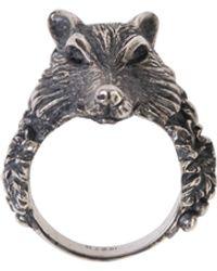 Ugo Cacciatori Ring - Metallic