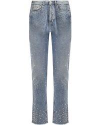 Alexandre Vauthier Jeans - Blu
