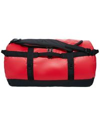 The North Face Base Camp Reistas 50 L - Rood
