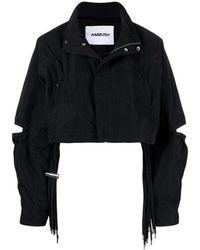 Ambush Coat - Zwart