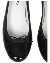 Repetto Cendrillon Ballerinas Negro